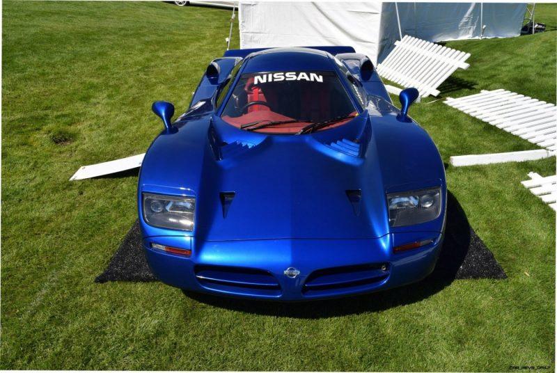 Nissan R390 Amelia Concours 5