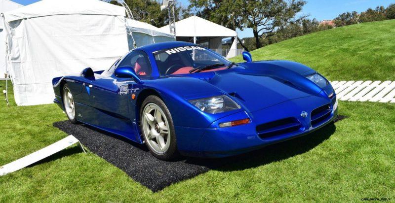 Nissan R390 Amelia Concours 6