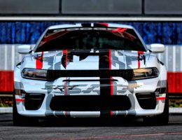 Dodge Unveils Widebody Charger Concept, Could Tease Production Model