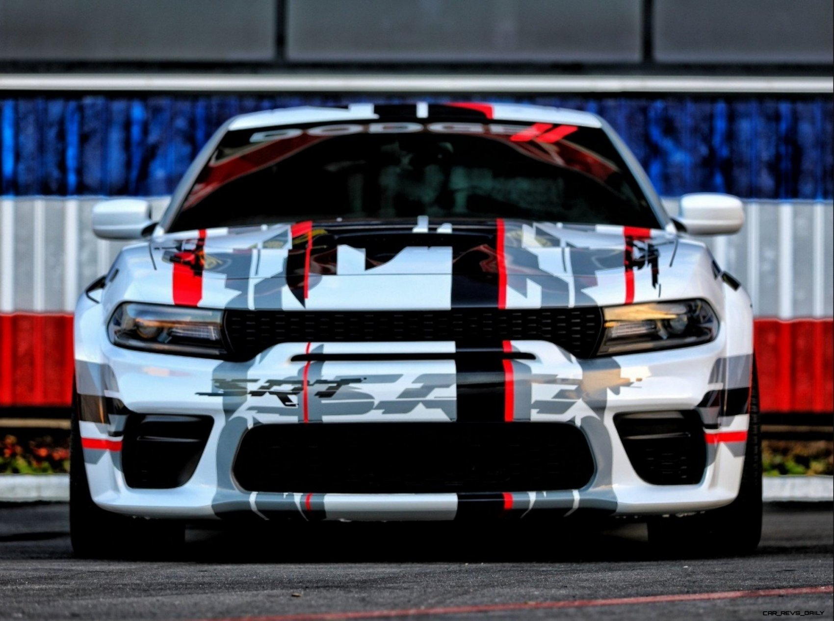Dodge Unveils Widebody Charger Concept Could Tease