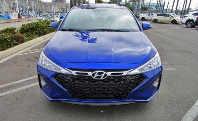 2019 Hyundai Elantra Sport 6MT 1