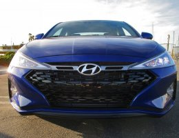 2019 Hyundai Elantra Sport 6MT - Road Test Review - By Ben Lewis