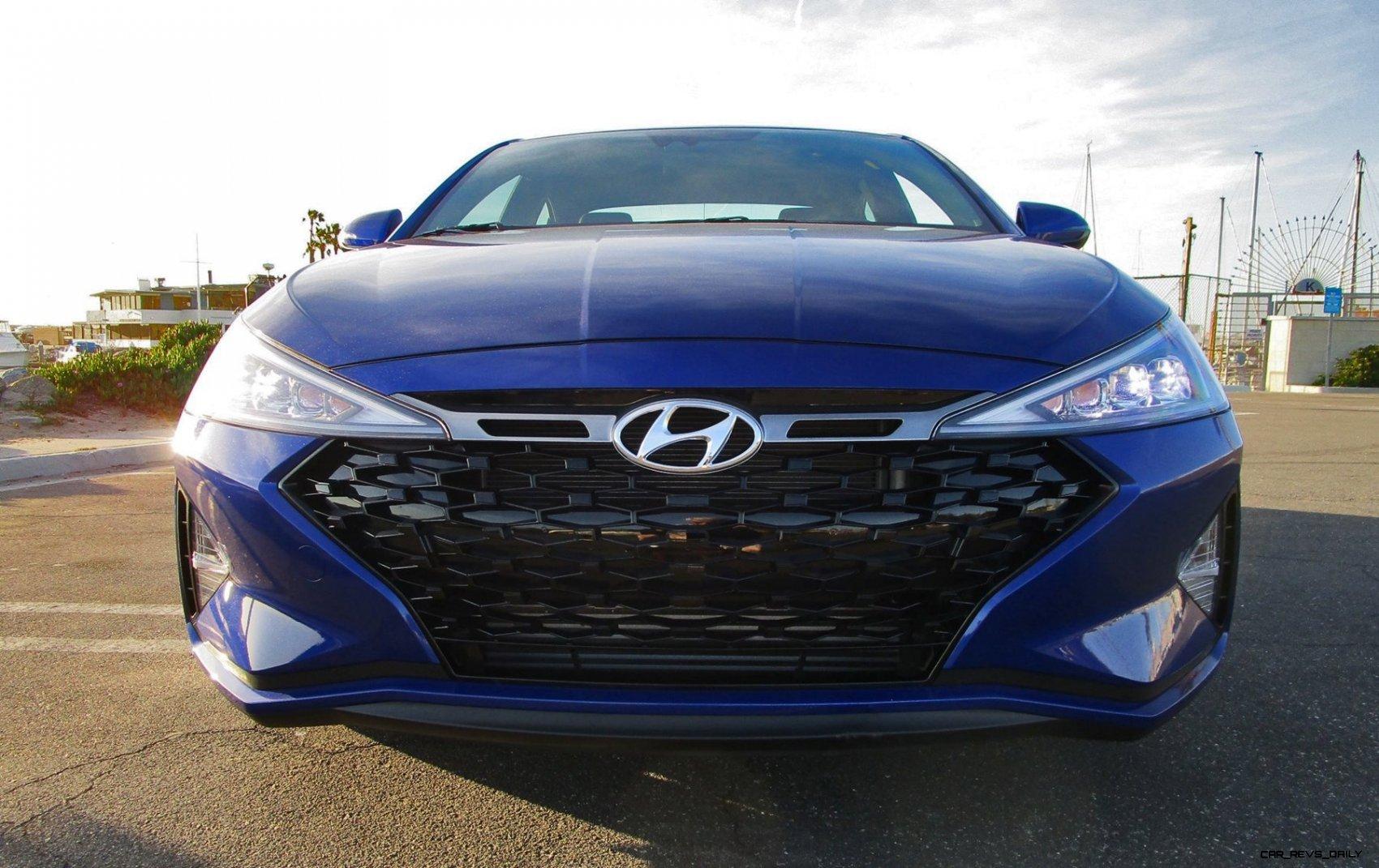 2019 Hyundai Elantra Sport 6MT 2