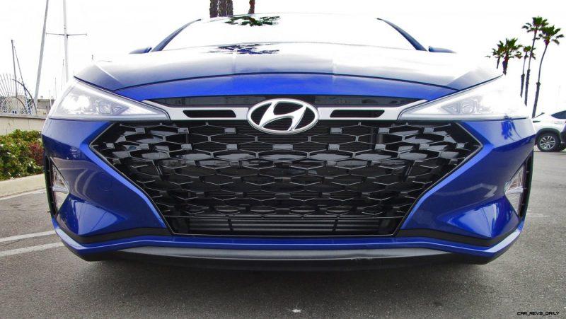 2019 Hyundai Elantra Sport 6MT 2A