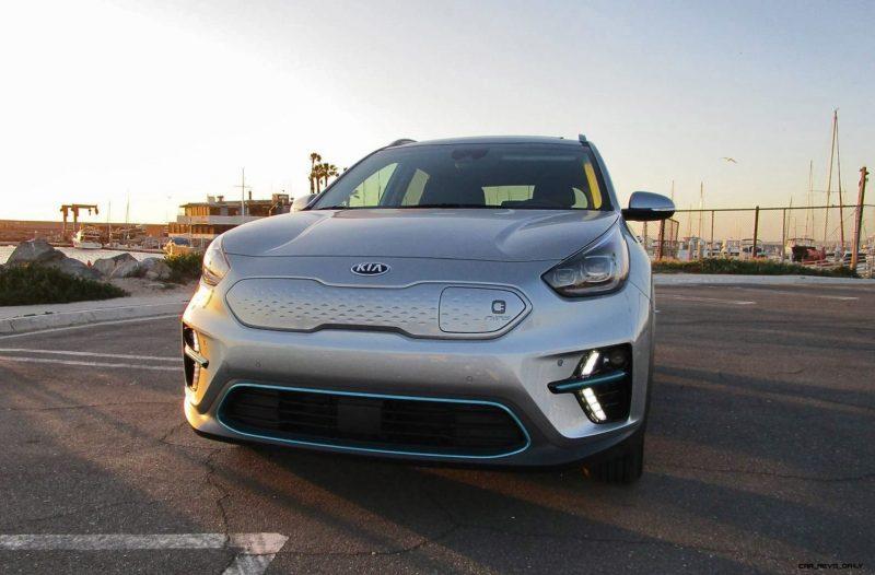 2019 KIA Niro EV Review 16