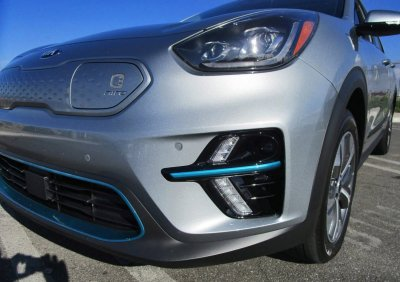 2019 KIA Niro EV Review 2