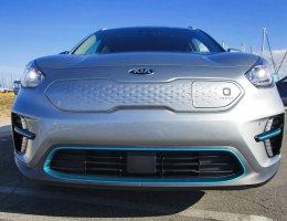 2019 Kia Niro EV - Road Test Review - By Ben Lewis