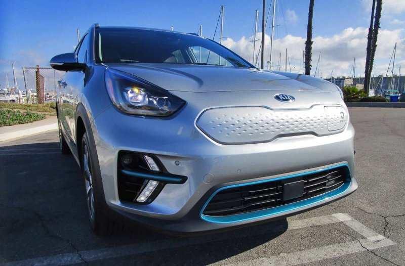 2019 KIA Niro EV Review 8