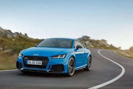 Refreshed 2020 Audi Tt Rs To Debut In New York
