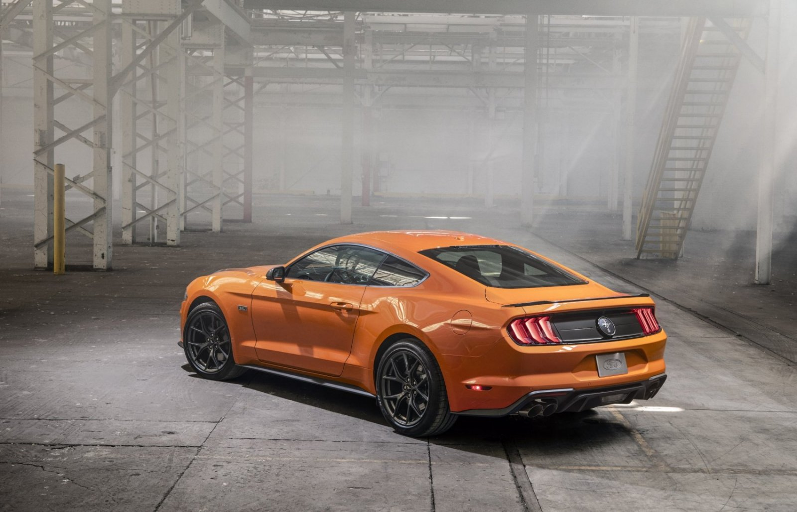 Ford Pays Homage To SVO With All New Mustang High Performance