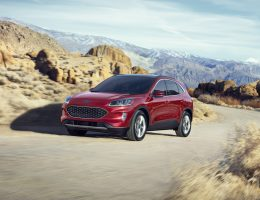 Radical Overhaul, Technology Infusion Define 2020 Ford Escape