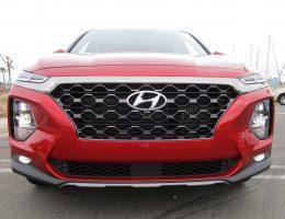 2019 Hyundai Santa Fe Ultimate 2.0T AWD – Road Test Review – By Ben Lewis