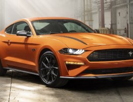 Ford Pays Homage To SVO With All New Mustang High Performance Package