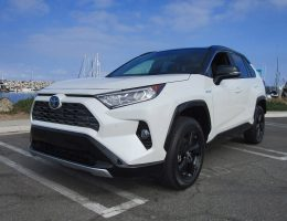 2019 Toyota RAV4 XSE Hybrid – Review By Ben Lewis