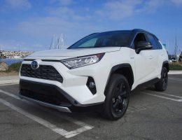 2019 Toyota RAV4 XSE Hybrid - Review By Ben Lewis