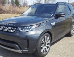 Road Test Review - 2019 Land Rover Discovery HSE Luxury - By Carl Malek [Video]
