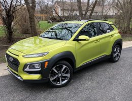 "2019 Hyundai Kona Ultimate AWD - Review By Ken ""Hawkeye"" Glassman"