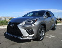 2019 Lexus NX300 F Sport – Review By Ben Lewis