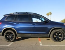 2019 Honda Passport AWD Elite – Review by Ben Lewis