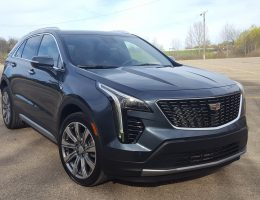 First Drive Review - 2019 Cadillac XT4 Premium Luxury - By Carl Malek