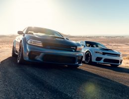 Dodge Unveils Wild 2020 Charger Widebody Scat Pack and Hellcat Models [Video]
