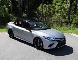 2019 Toyota Camry XSE V6 - Drive Review with Performance Video