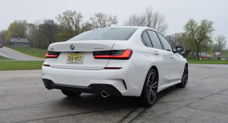 2020 Bmw 330i M Sport Xdrive First Drive Review Video