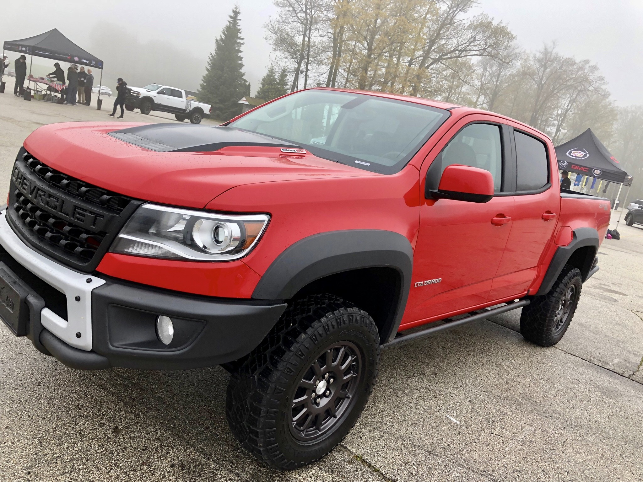chevy colorado zr2 bison