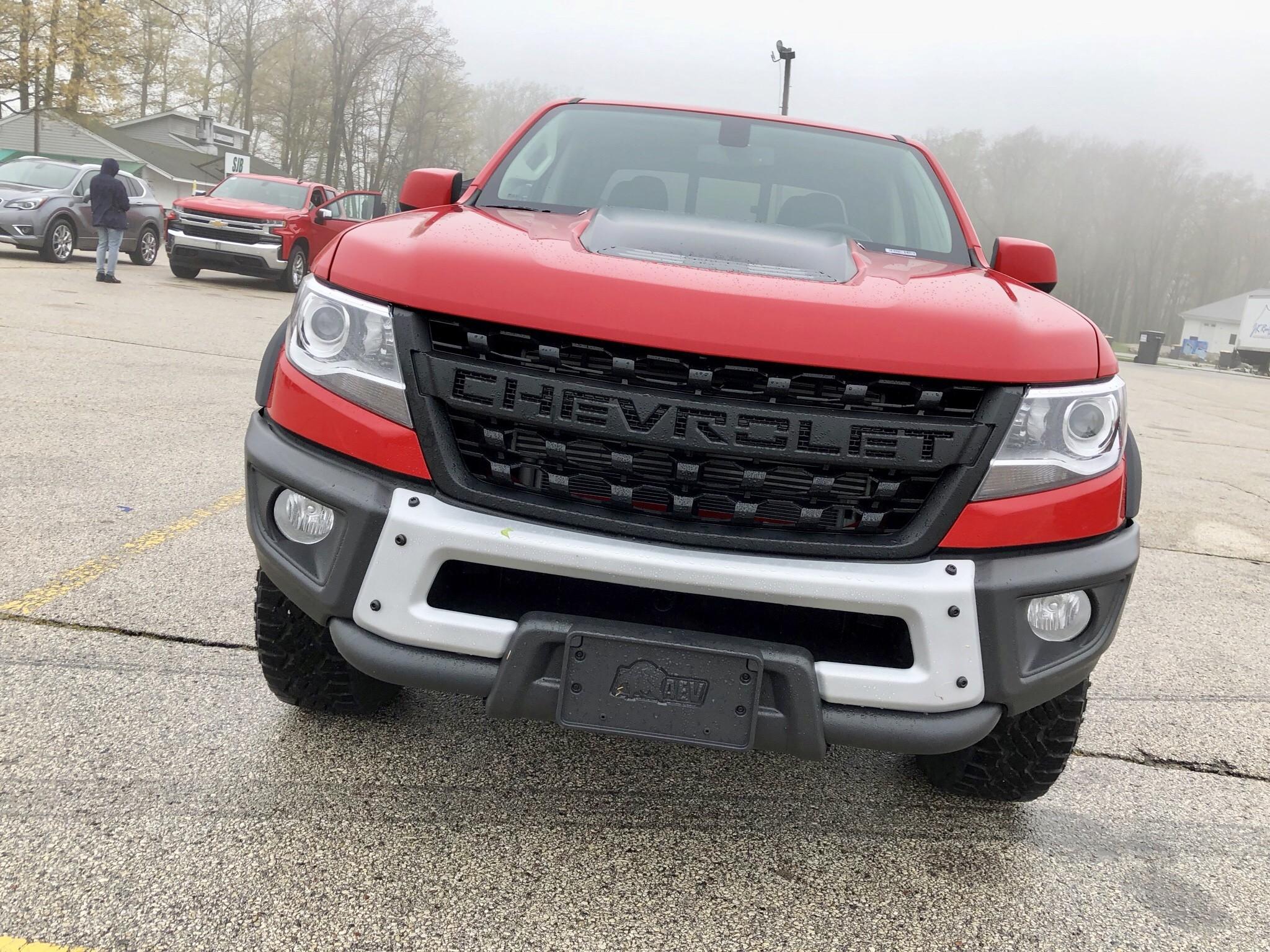 2019 Chevrolet Colorado ZR2 Bison AEV 2 8L Diesel - First