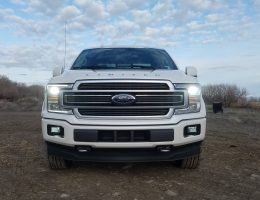 2019 Ford F-150 Limited - Road Test & Towing Review - By Matt Barnes