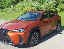 Road Test Review - 2019 Lexus UX200 F Sport - By Carl Malek