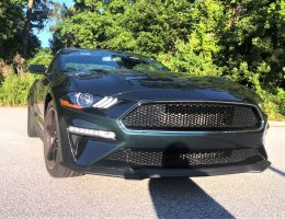 2019 Ford Mustang GT BULLITT - Road Test Review + Drive Video