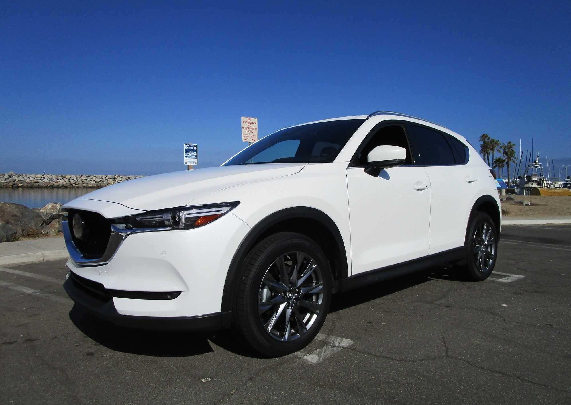 Mazda cx-5 turbo