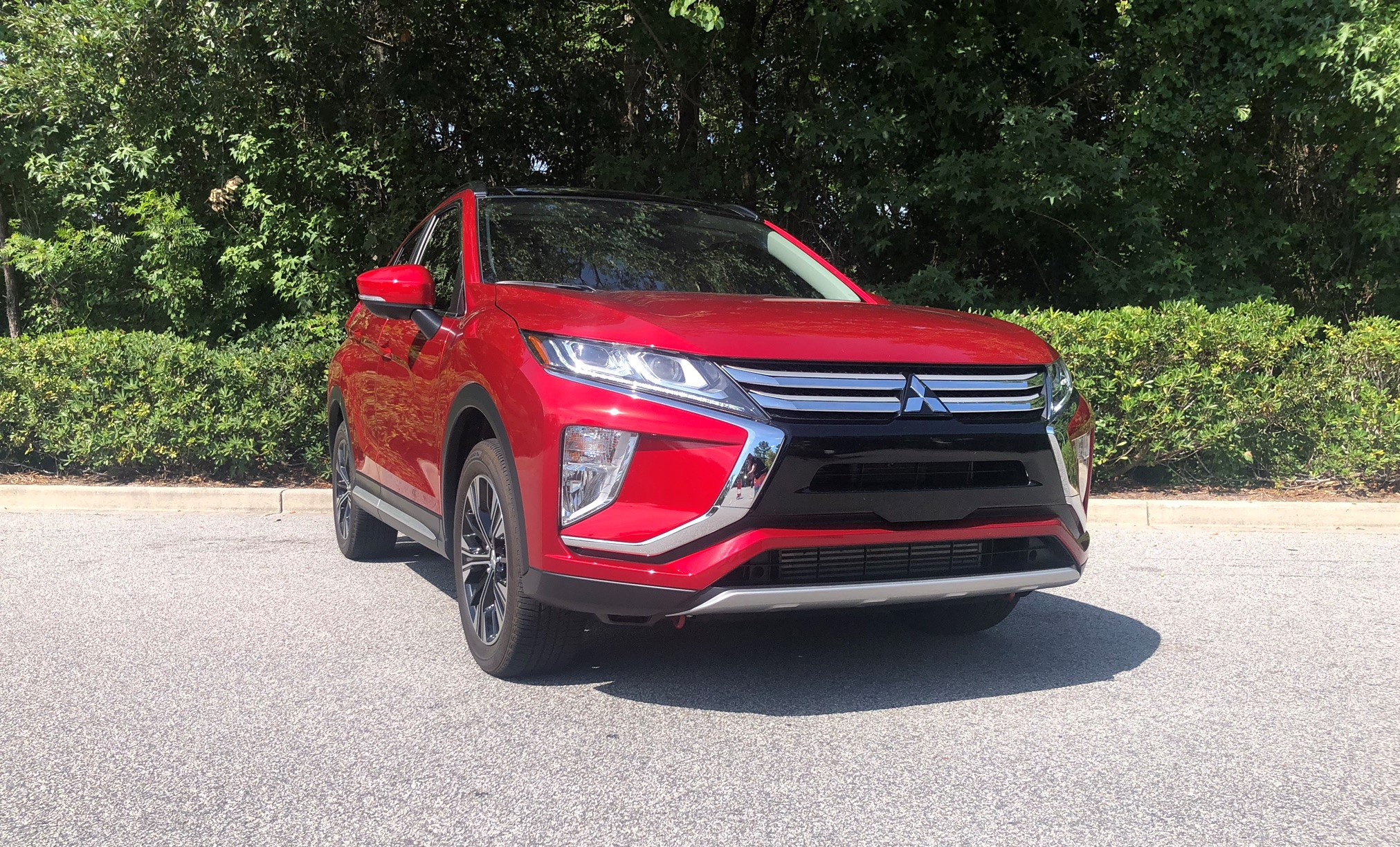 2019 Mitsubishi Eclipse Cross - Road Test Review +