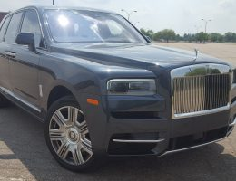 First Drive Review - 2019 Rolls Royce Cullinan - By Carl Malek