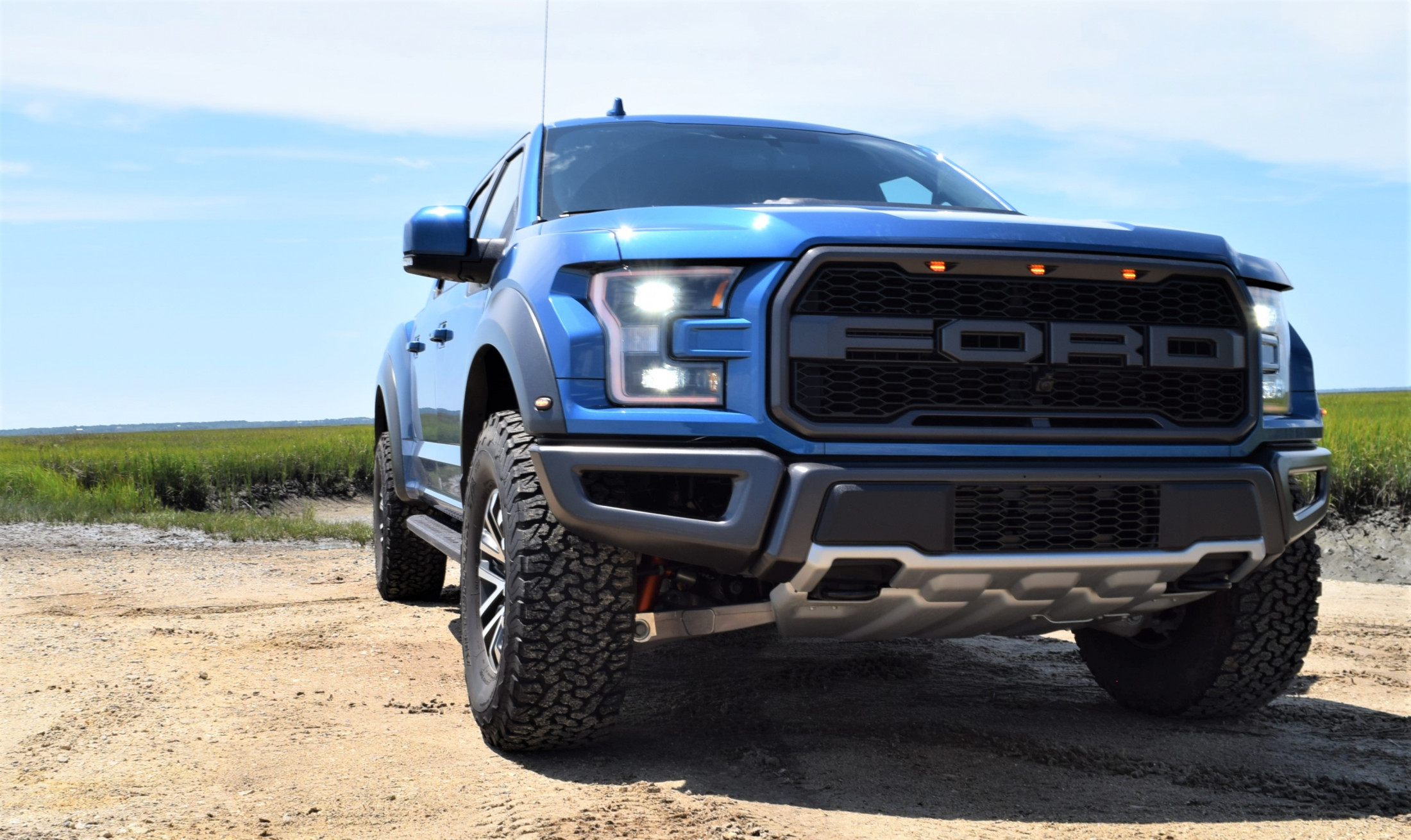 2019 Ford F 150 Raptor On And Off Road Test Review Video Best Of 2019 Awards Car Revs Daily Com