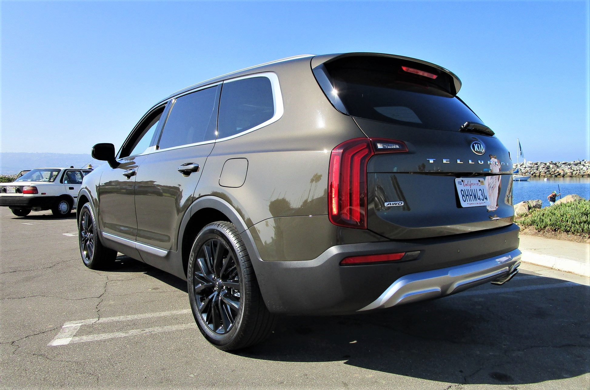 2020 kia telluride sx v6 awd - road test review