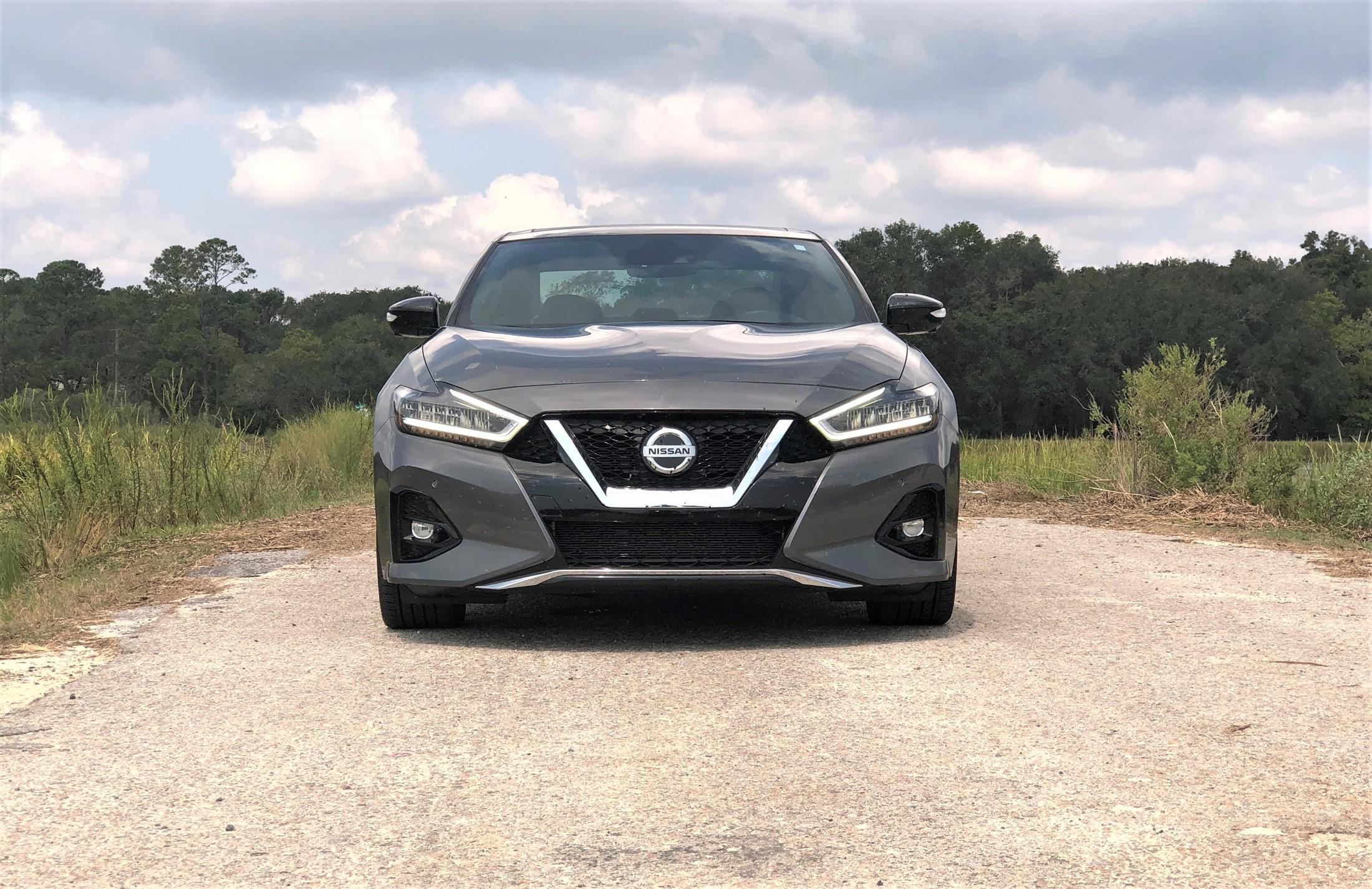 2019 Nissan Maxima Sr Road Test Review Drive Video Car Shopping Car Revs Daily Com