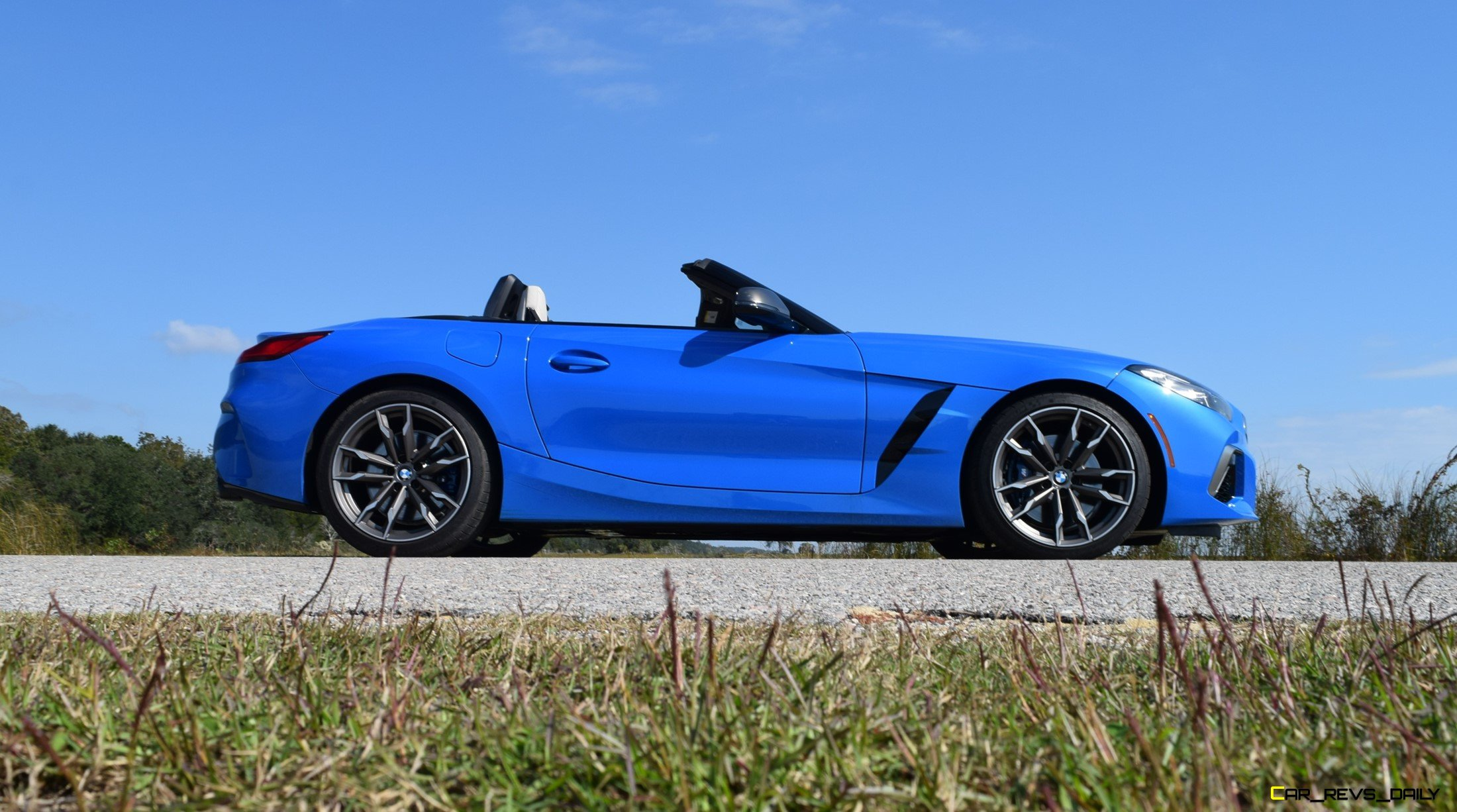 2019 Bmw Z4 M40i Road Test Review Drive Video Best Of 2019 Awards Car Revs Daily Com