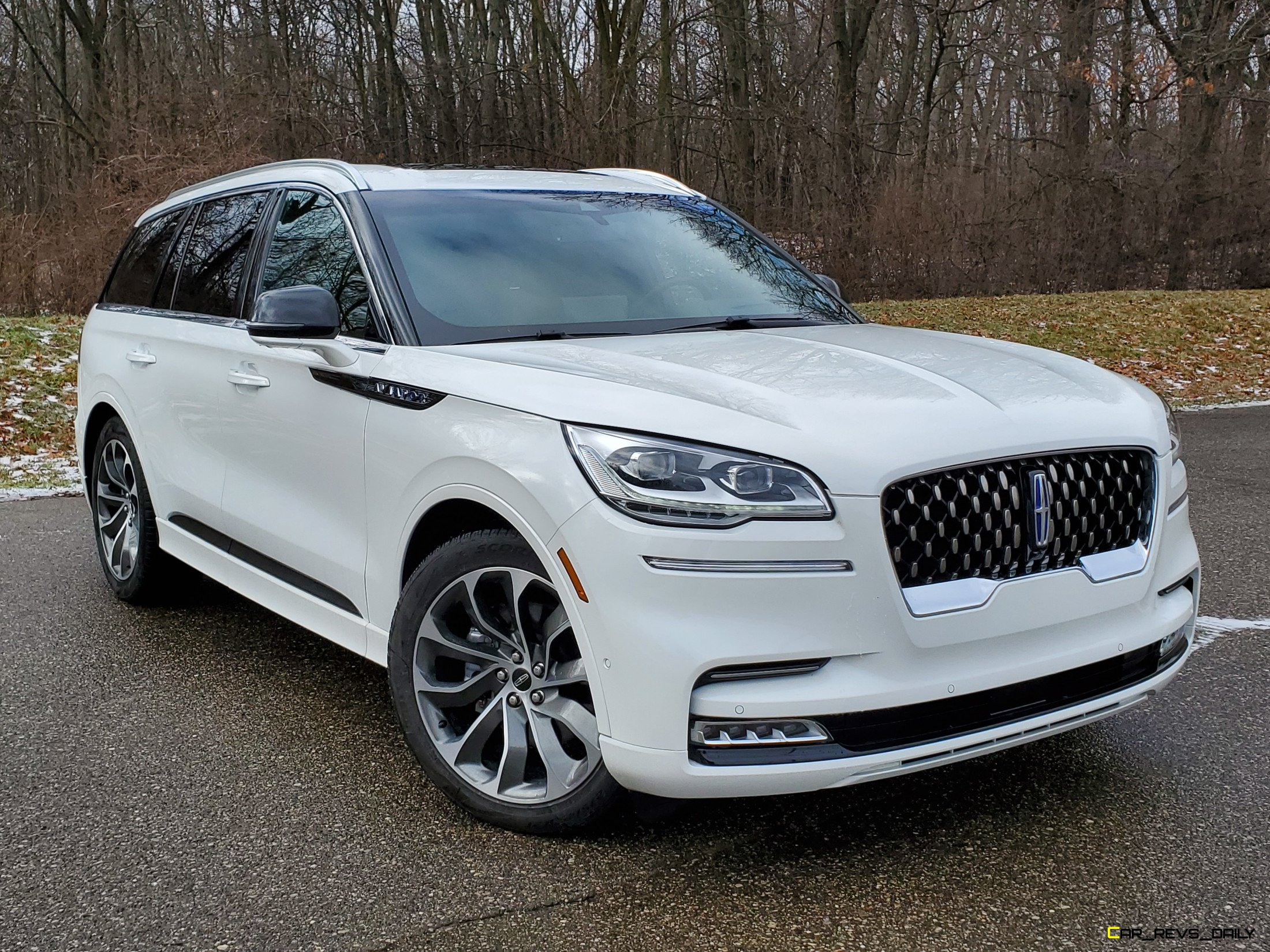 Road Test Review 2020 Lincoln Aviator Black Label By Carl Malek Video Car Revs Daily Com