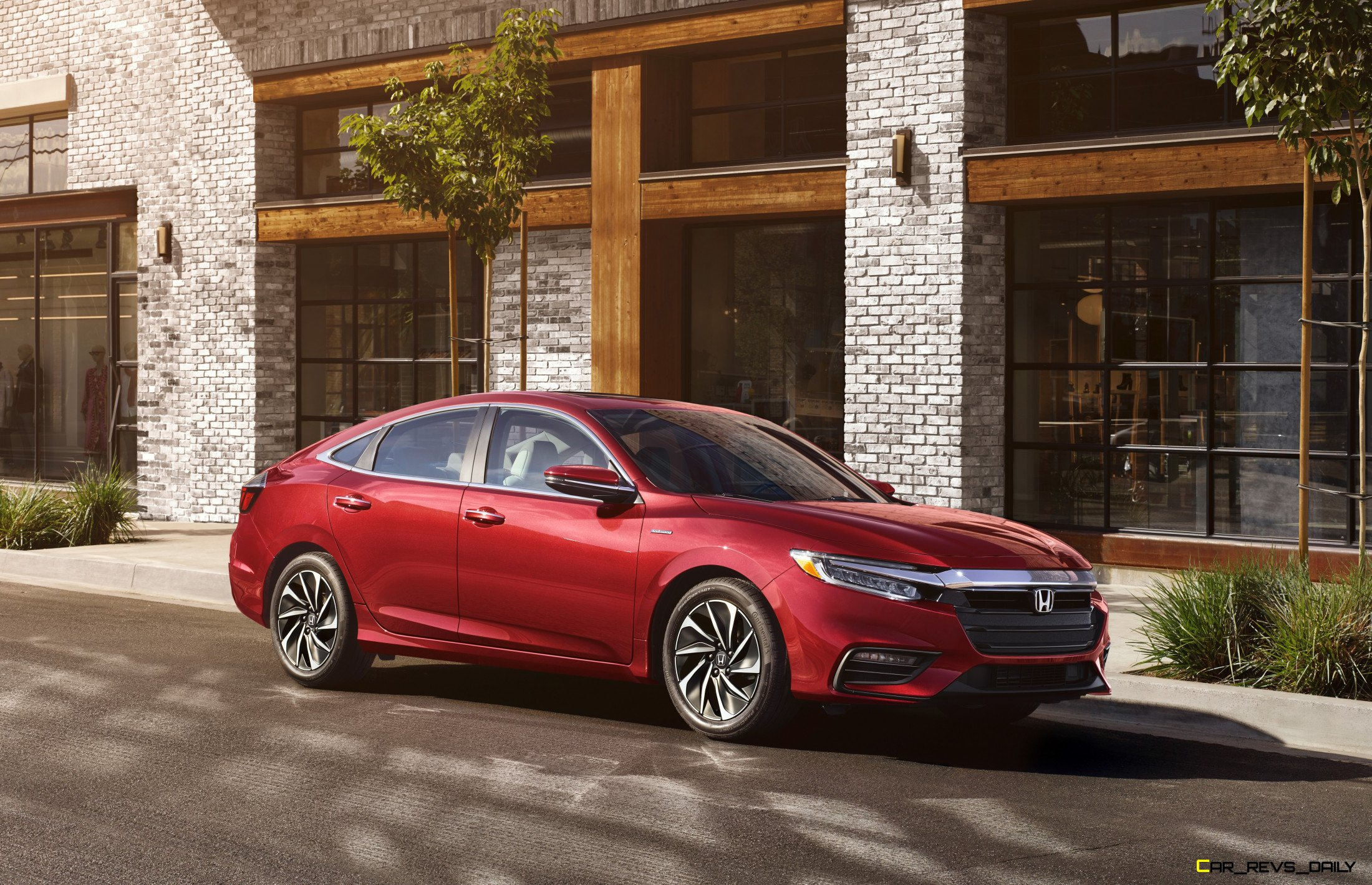 2021 Honda Insight Has Higher Price Tag Gains New Technology And Color Latest News Car Revs Daily Com