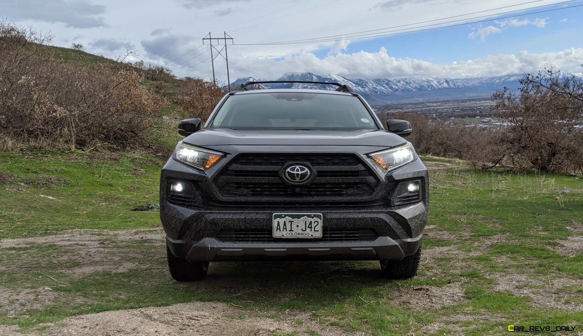 2020 Rav4 Trd Off Road Off Pavement Drive Review By Matt Barnes Car Shopping Car Revs Daily Com