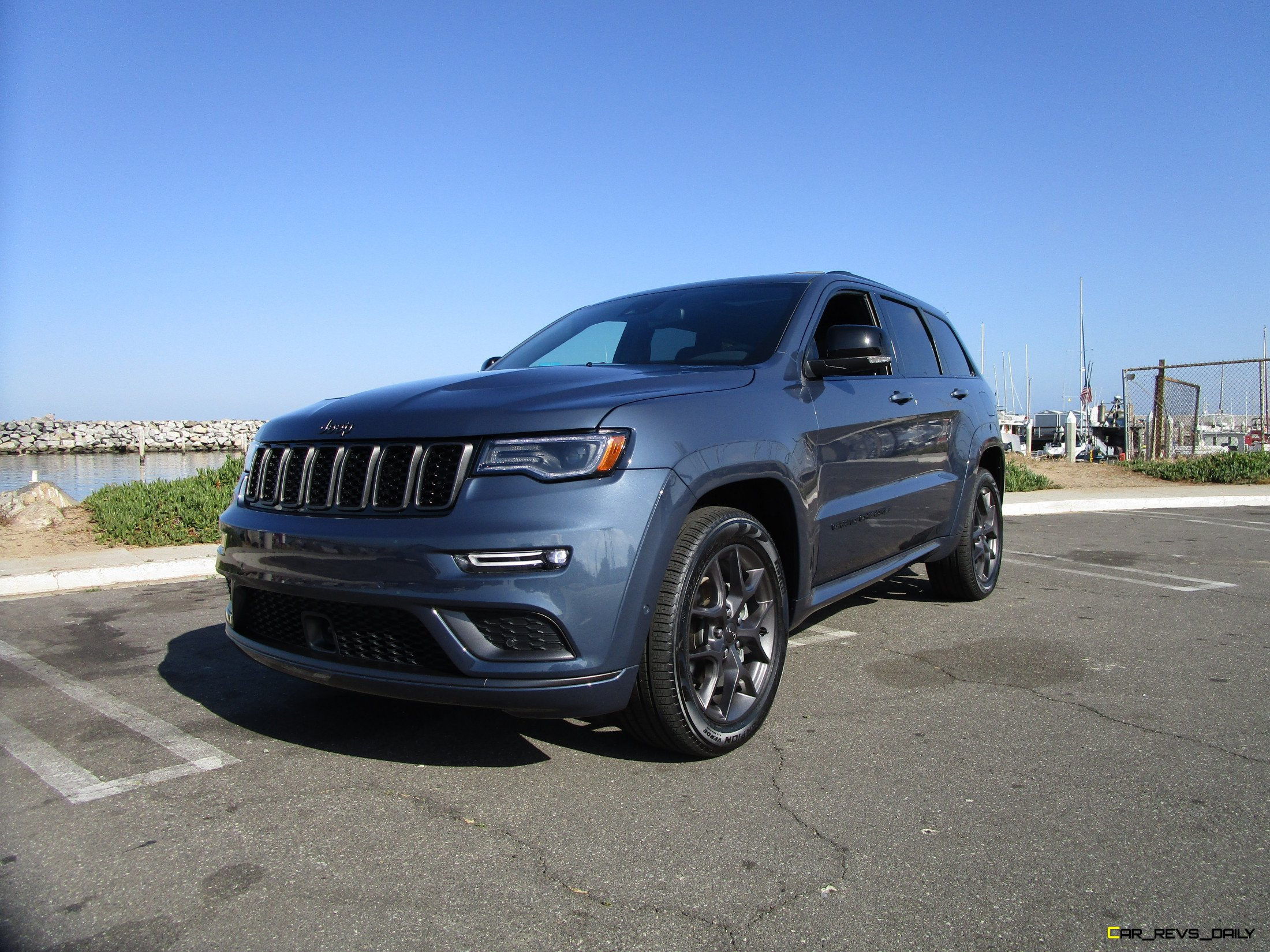 2020 Jeep Grand Cherokee Limited X 4x4 By Ben Lewis Road Test Reviews Car Revs Daily Com