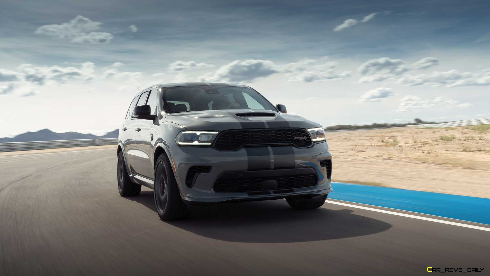 2021 Dodge Durango Srt Hellcat 17 Car Revs Daily Com