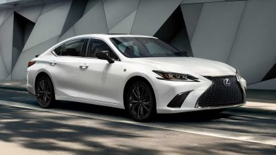 2021 Lexus ES: to receive all-wheel drive, limited Black Line Edition  variant » LATEST NEWS » Car-Revs-Daily.com