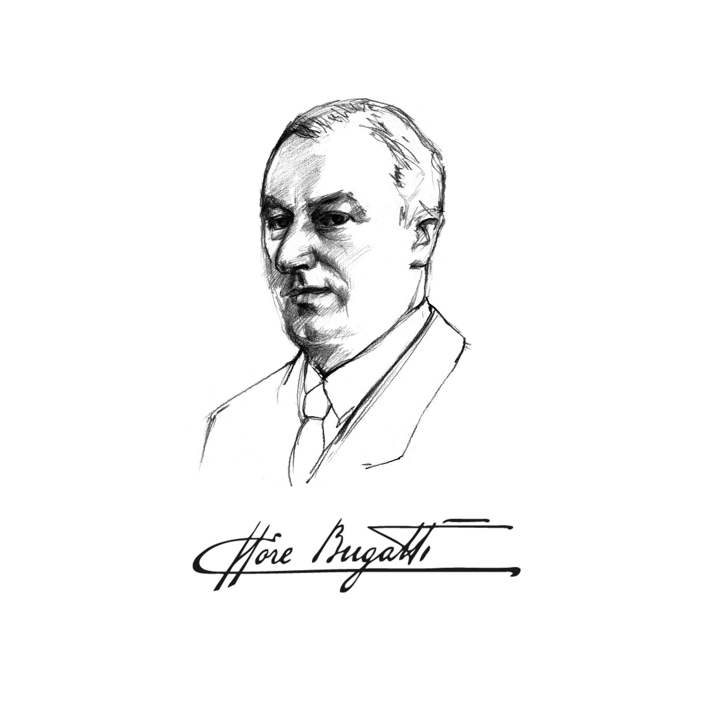014_Ettore_Bugatti_Design_Sketch