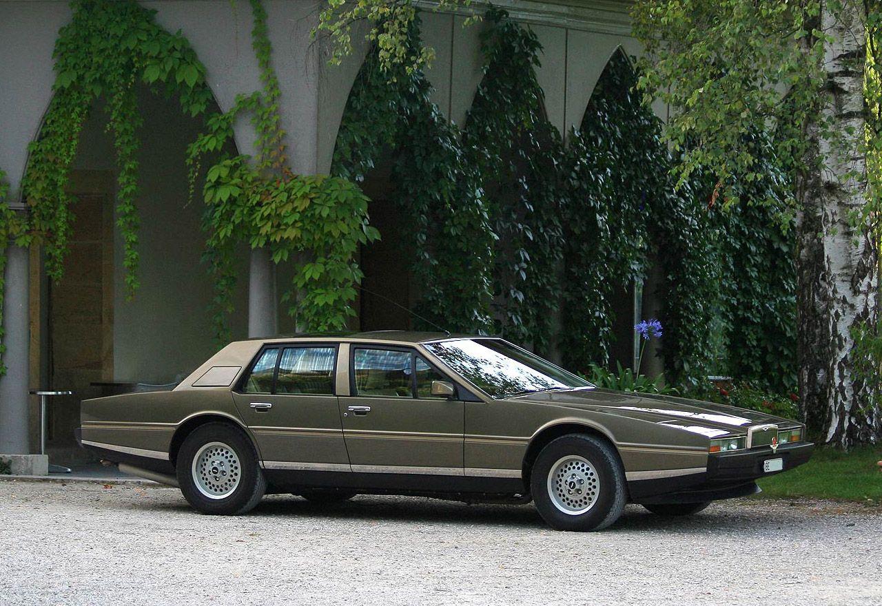 Aston Martin One-77 For Sale >> ASTON MARTIN Lagonda Officially Reborn For Bespoke 2015 Super Saloon