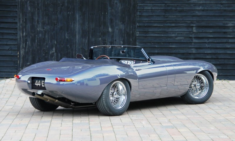 1 Eagle Spyder GT rear