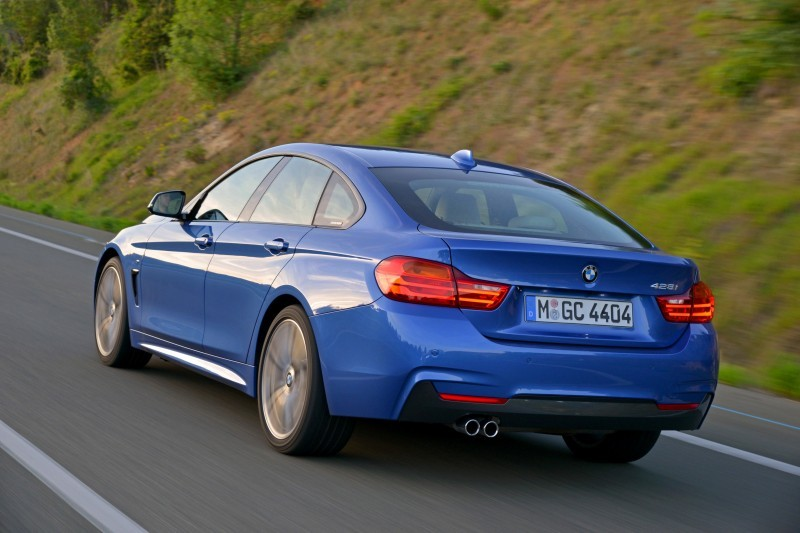 100 New Photos - 2015 BMW 428i and 435i Gran Coupe Are Segment-Busting AWD 4-Doors 17