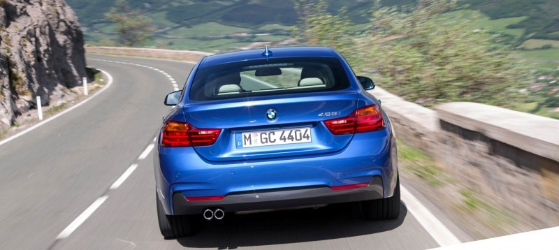 100 New Photos - 2015 BMW 428i and 435i Gran Coupe Are Segment-Busting AWD 4-Doors 20